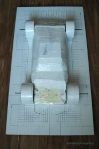 Готовая основа макета