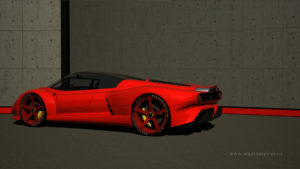 Waytomyaim — «M-GP». 3D модель