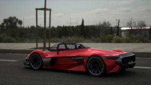 Waytomyaim — «Muleta» 3D модель. Слева. В красном.