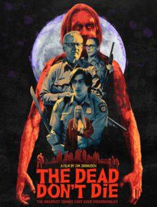 Мёртвые не умирают. Постер
